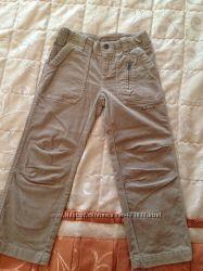 Вельветовые брюки Geox p. 104