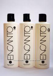 Новые наборы и на розлив. Кератин для выравнивания волос Encanto США