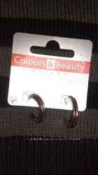 Новые сережки Colours&Beauty