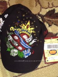Кепка cо Swarovski. Известный американский бренд Bejeweled by SUSAN FIXEL