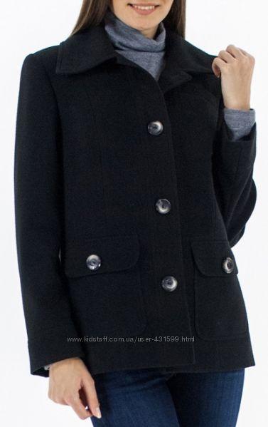Акция - ликвидация. Утепленное демисезонное пальто в двух цветах.