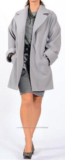 Демисезонное пальто TSCity по летней цене, р. 50.