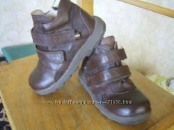 Деми. ботиночки для мальчика р. 25