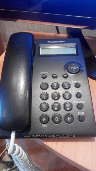 Телефон кнопочный Panasonic