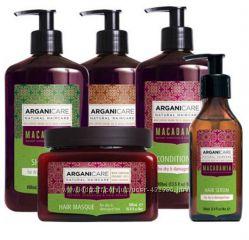Профессиональные средства по уходу за волосами Arganicare Израиль