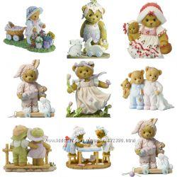 Милые коллекционные фигурки Заветные мишки Тедди от Enesco.