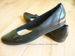 Туфли балетки CLARKS кожа 39 размер