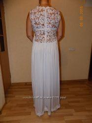 Вечернее платье для пышных дам
