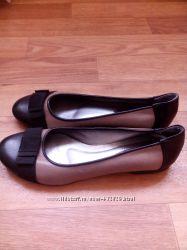 Польские туфельки  39-40 размер не на широкую ногу