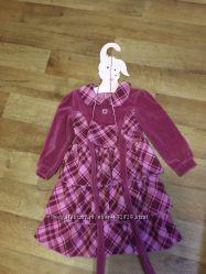 Платье нарядное на 4-5 лет