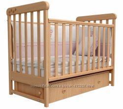 Детские кроватки ВЕРЕС Соня ЛД12 маятник с ящиком