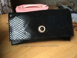 ac3651f103a8 Классический черный женский клатч в наличии, 400 грн. Женские сумки ...