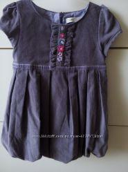 Красивое платье на девочку 74 см бесплатная доставка