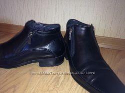 Стильные ботинки, почти новые, классика