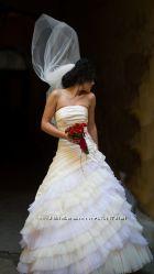 Великолепнейнейшнее свадебное платье