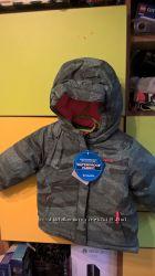 зимняя куртка columbia на 2г.