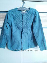 Блуза рубашка девочке