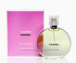 Распив моего Chance eau fraiche и Chance Eau Tendre от Chanel. Оригинал