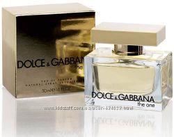 Мои The One от Dolce&Gabbana, LImperatrice 3. Распив. Оригинал