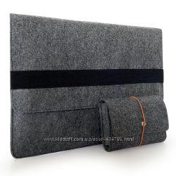 Чехол для MacBook 11 с чехлом для мышки или зарядки
