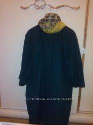 Шикарное кашемировое пальто модный фасон