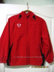 Куртка-ветровка  NIKE размер М на 10-12 лет