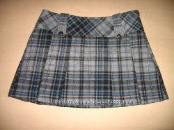 Теплая юбка Mango р. 36 состояние новой вещи