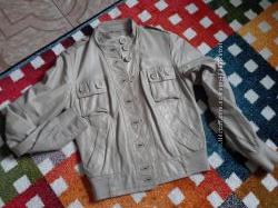 куртка Imperial кожа нежнейшая Италия
