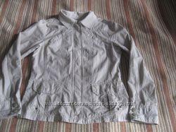 Фирменный пиджак, ветровка