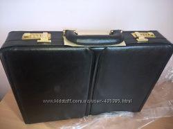 TopGrain Дипломат чемодан шкіряний новий Обмін