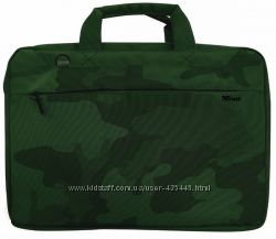 Сумка для ноутбука Trust Bari Carry Bag Camouflage
