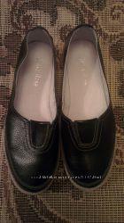 Туфли кожзам 37р.