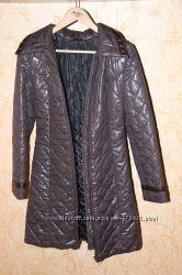 Пальто, весеннее, утепленное, уидивидуального пошива.