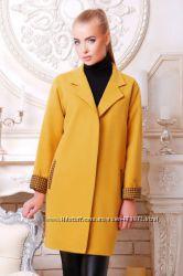 Пальто весеннее, кашемир