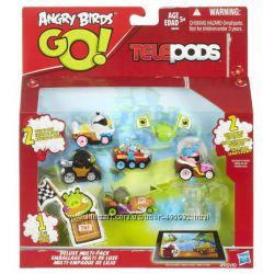 Мега набор Angry Birds Go Telepods Hasbro A6031