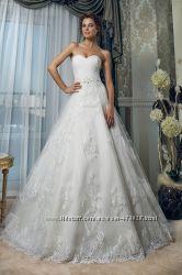 Свадебное платье колекции Дария Карлози