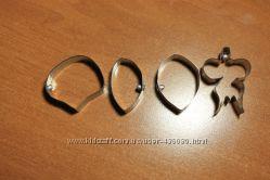 Вайнеры и вырубки для мастики
