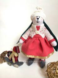 Под заказ, Рождественская зайка