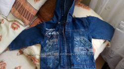 Джинсовый пиджачек  на мальчика