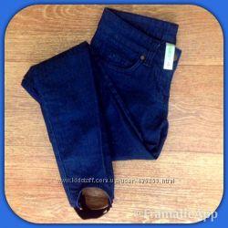 Фирменные джинсы Denim Co, size 8 или 36, нить тёмно-серая, синяя, чёрная