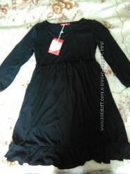 платье - туника черное O&acutestin новое р. S