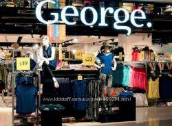 George, Англия на выгодных условиях