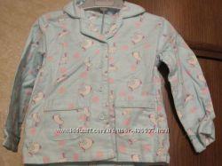 Фланелевая пижама Matalan для девочки, 18-23 мес