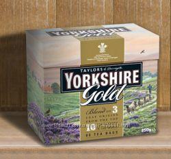 Чай Йоркширський. Yorkshire Tea. Оригінальний англійський чай. Английский
