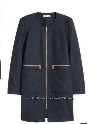 Новое пальто плащ HM