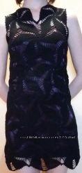 стильное кружевное платье ручная работа