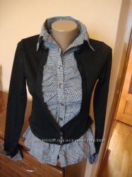Хорошенькие кофточки и блузи недорогоновые