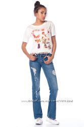 в наличии стильные джинсы SATEEN размер 31