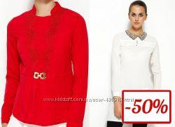 женские блузки утонченные нарядные  MA&GI в наличии. фирменная турция