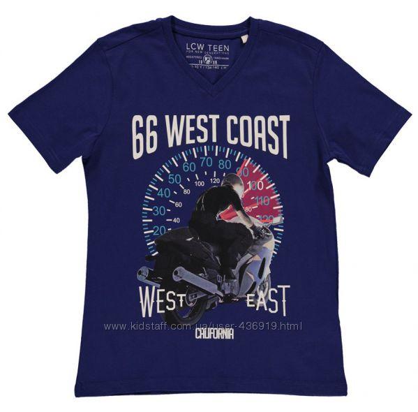 футболки и майки для мальчиков LC WAIKIKI. для тинейджеров